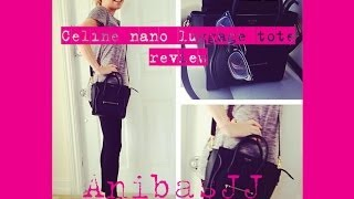 celine mini luggage tote black - HUGE C��line Reveal & Unboxing - Celine Cosmetic Pouch, Nano & Edge ...