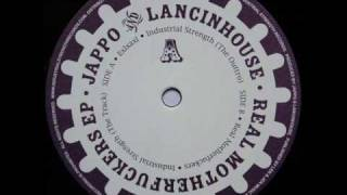 "Dj Jappo & Dj Lancinhouse - Industrial Strength ""The Track"""