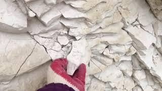 Меловые горы/АСМР звук/ASMR Sound/ Chalk Mountains