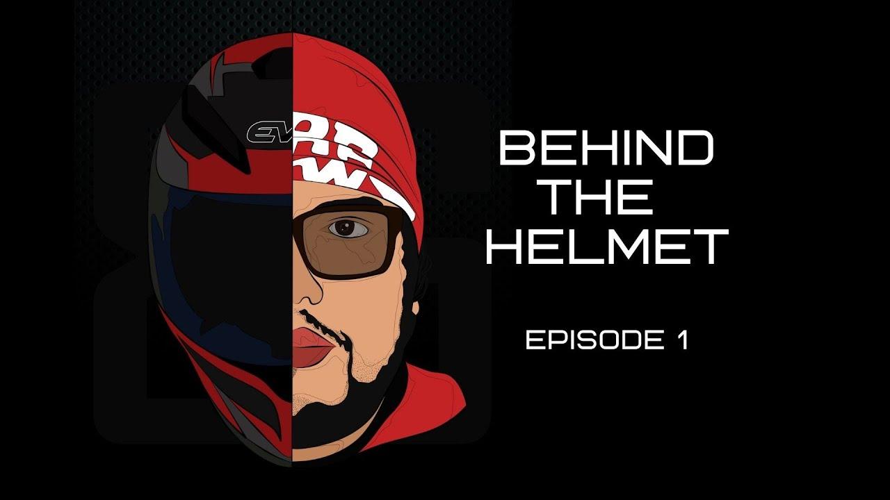 BEHIND THE HELMET EPISODE 1 | Walterrific insipred vlog