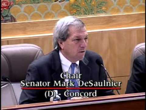 Senate Budget and Fiscal Review Committee 12/14/2010