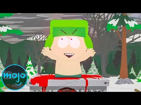 Top 10 Darkest South Park Moments