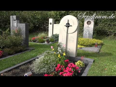 """Moderne Grabsteine Doppelgrab """"Toulon"""" • Grabsteine mit Kreuz online kaufen auf Serafinum.de"""
