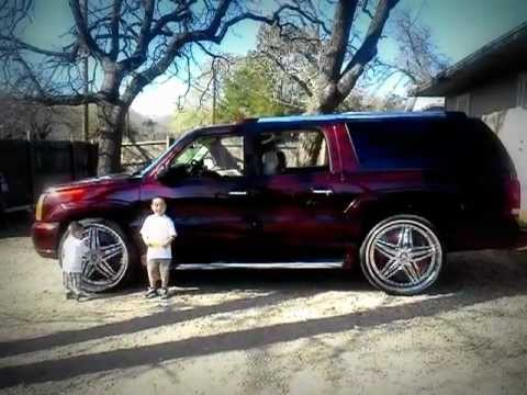 Kandy Root Beer Esv Platinum On 28s Dub Floaters Youtube