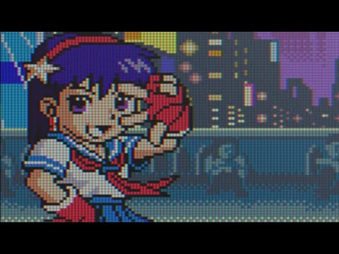 "Kaori Shimizu ""PSYCHO SOLDIER"" Official Single (1987, English Subtitles)  - NintendoComplete"