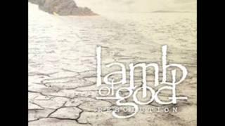 Lamb of God - Straight for the Sun / Desolation
