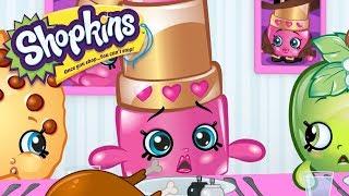 SHOPKINS Cartoon - SURPRISE GUEST | Cartoons For Children