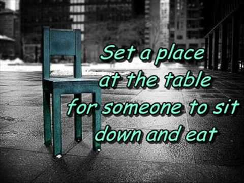 Justin Bieber - Set a Place at Your Table [+Lyrics] - YouTube