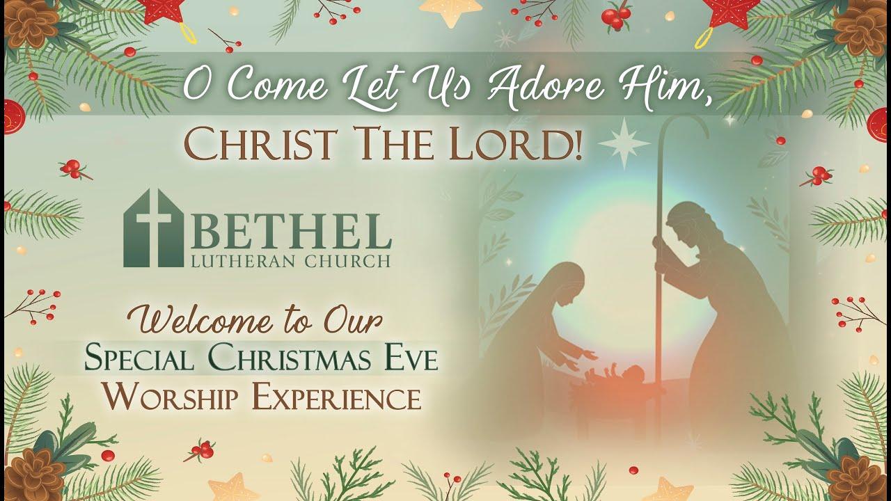 Elevation Church Christmas Eve 2021 Bethel S Special Christmas Eve Worship Experience Youtube
