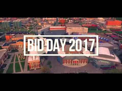 Phi Mu - University of Cincinnati - Bid Day 2017