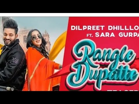 rangle-dupatte-song-status2019