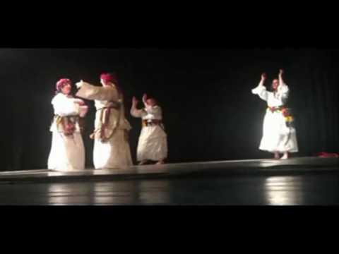 "Focus AMAZIGH 14/1/17  - De Dans-""Ruh"""