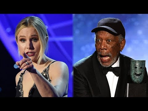 10 BEST Moments From 2018 SAG Awards