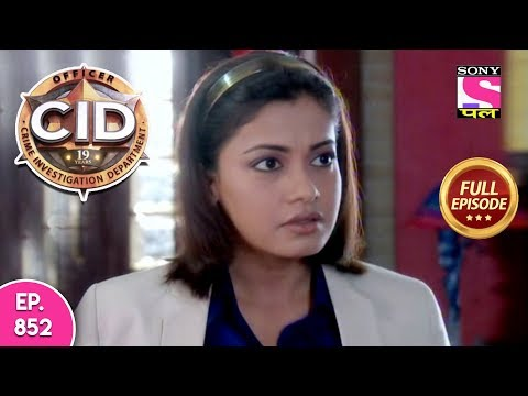 CID - Full Episode 852 - 10th December, 2018 thumbnail