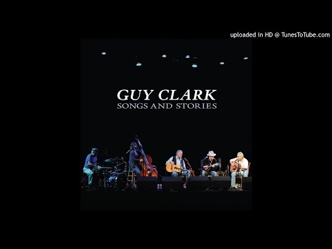 Guy Clark - Maybe I Can Paint Over That (live)