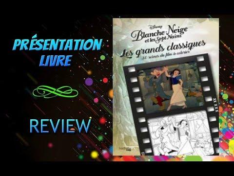 Coloriage Adulte Blanche Neige.Coloriage Adulte Review Presentation Livre Blanche Neige