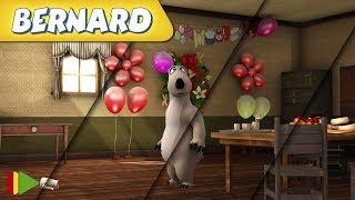 Bernard Bear | Zusammenstellung von Folgen | Geburtstag