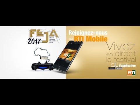 Festival de l'Electronique et du Jeu Vidéo d'Abidjan thumbnail