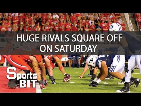 Sports BIT: Huge Rivals Square Off On Saturday!
