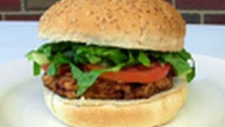 Southern Fried Chicken Burger Video Recipe