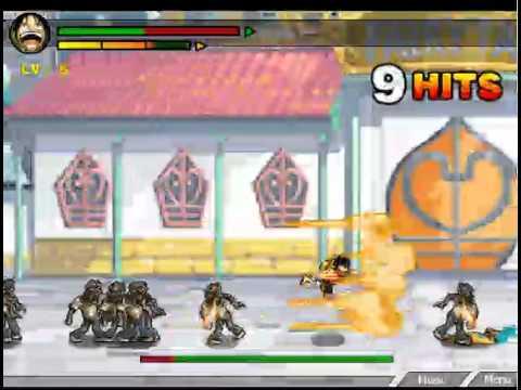 เกมรวมพลดาวนักสู้ วันพีช ลูฟี่