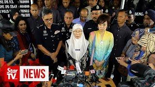 SAR team did their best to find Nora Anne, says Wan Azizah
