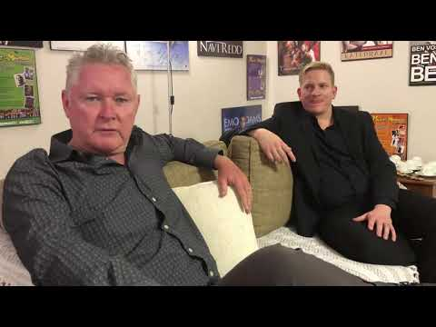 Exclusive interview with Greg Brooks and Bernard Kruger of Drakensberg Boys Choir