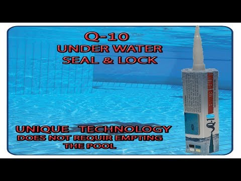 Q-10 UNDERWATER SEAL & LOCK