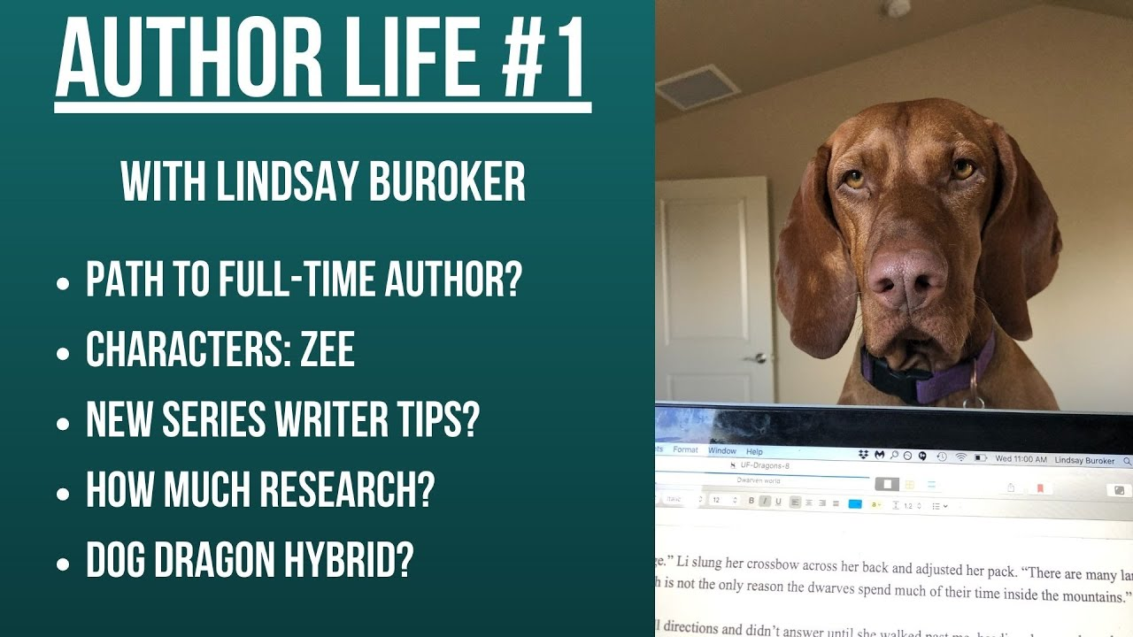 Download Writer Shares Her Journey to Becoming a Full-Time Author and Answers Your Questions [Author Life #1]