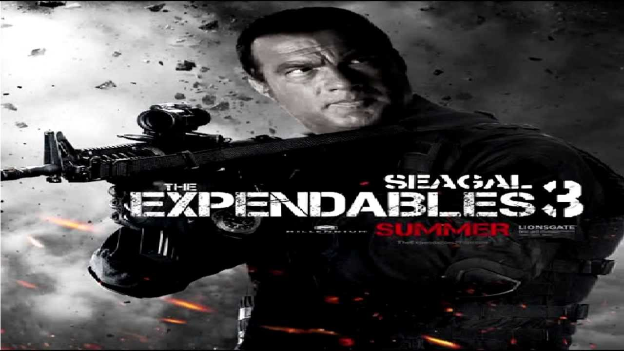 the expendables 3 2014 news steven seagal wants to