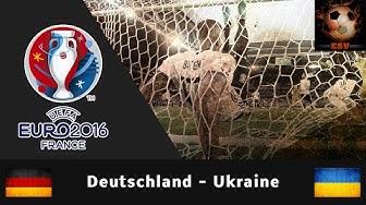 Epic Video: Deutschland - Ukraine | Euro 2016
