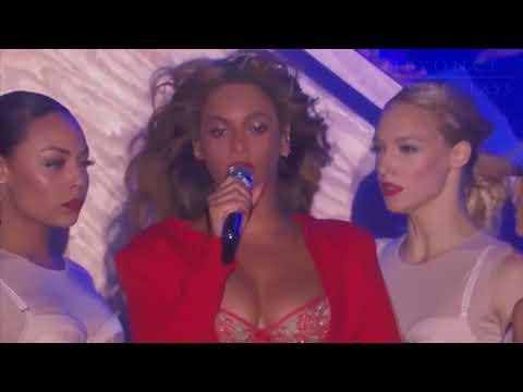 Beyoncé  -  Haunted & Blow Live