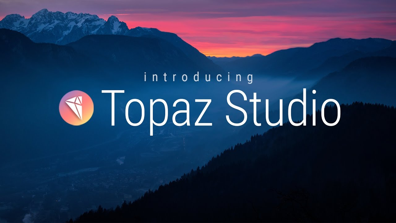 5 Reasons You'll Fall In Love With Topaz Studio Free Plugin