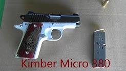 Kimber Micro 380
