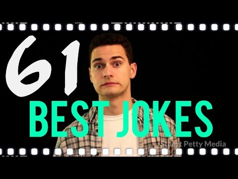 The 61 Best (CLEAN) Jokes Ever