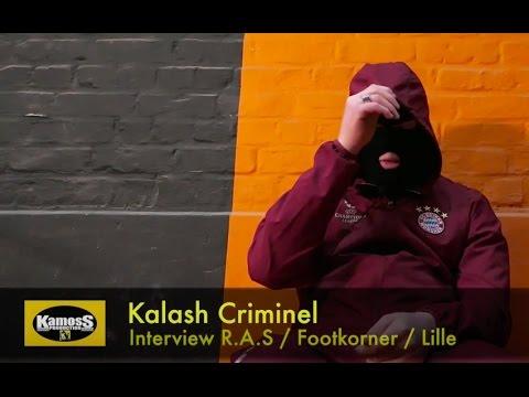 Kalash Criminel : «À 15 Piges J'ai Acheté Un 9 Millimètres» (Interview) - KAMOSS PRODUCTION