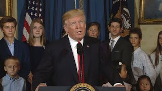 Trump Says Obamacare Promises Were 'Big Fat Ugly Lie'