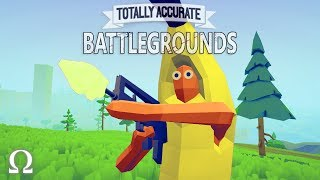 THIS BANANA DOESN'T SPLIT! | Totally Accurate Battlegrounds (TABG) #3 Ft. Vanoss / Jiggly / Brian