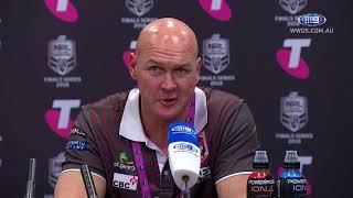 NRL Press Conference: St George Illawarra Dragons - Finals Week 1