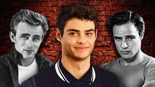 IS *NOAH CENTINEO* THE NEW JAMES DEAN? OR BRANDO??? 🤔