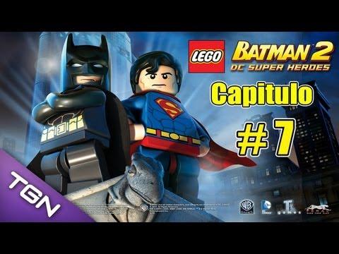 Lego Batman 2 DC Super Heroes - Capitulo 7 - HD 720p