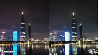 Samsung S9+ vs Xperia Xz2 premium Cam. Comparison thumbnail