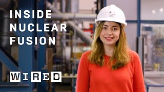 Inside JET: The world's biggest nuclear fusion experiment | On Location