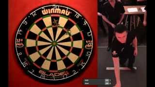 Tommy Pilblad/Jeffrey de Graaf vs Magnus Caris/Richard Johansson - Riksseriefinal 2015