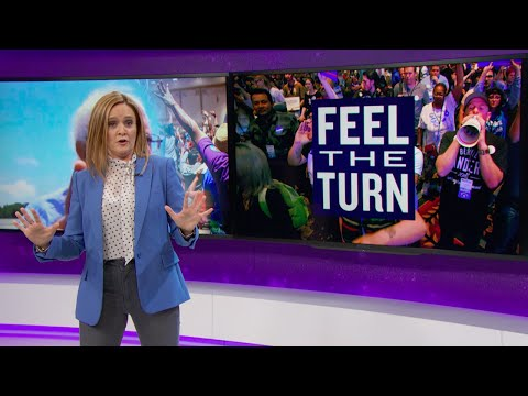 Feel The Turn | Full Frontal with Samantha Bee | TBS