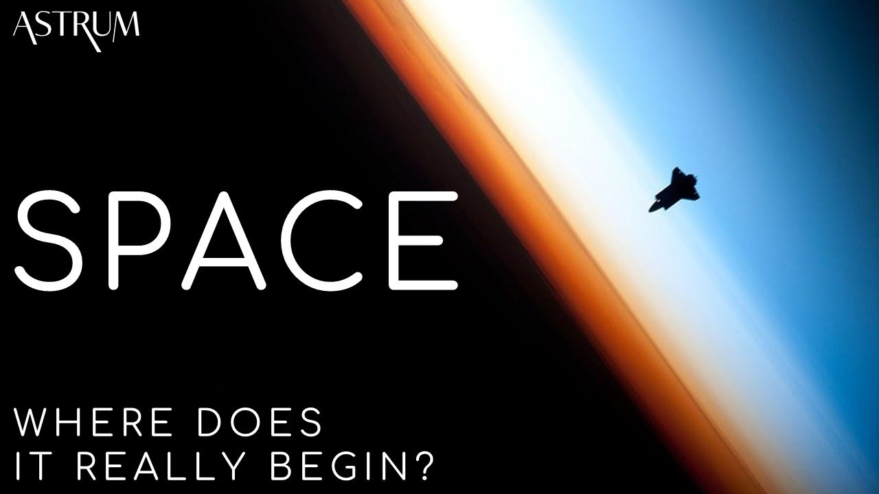 Where Does Space Start?   4K