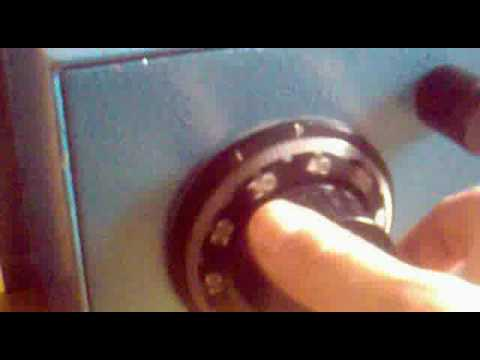Opening A 3 Wheel Safe Combination Lock Youtube