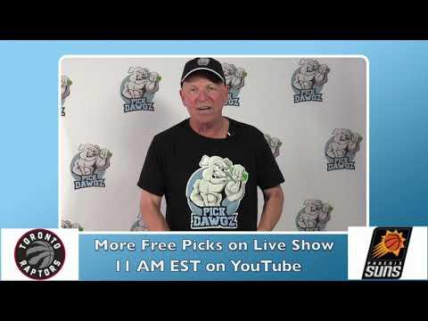 Toronto Raptors vs Phoenix Suns 7/28/20 Free NBA Pick and Prediction NBA Betting Tips