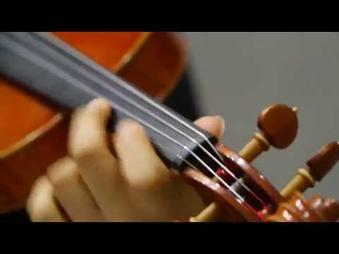 "Sword Art Online I OP ""crossing field"" Full ソードアート・オンライン (Violin Cover)"