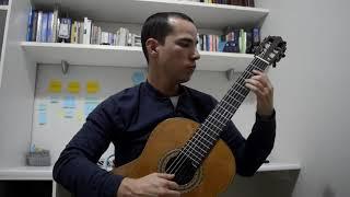 Fernando Sor - Op 6 n 1 (Segovia study n 4)